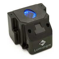 Lumidigm V300 Fingerprint Sensor Module