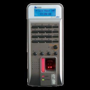 NITGEN NAC 2500 Plus Fingerprint Security System