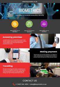 Biometrics Help to Increase Security