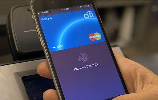 Fingerprint Identification in Mobile Banking